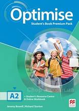 Optimise A2 Student's Book Premium Pack / Учебник с онлайн-рабочей тетрадью