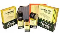 Фильтр салона угольный ТОКО, воздушный фильтр TOKO Cars, топливный и масляный фильтр