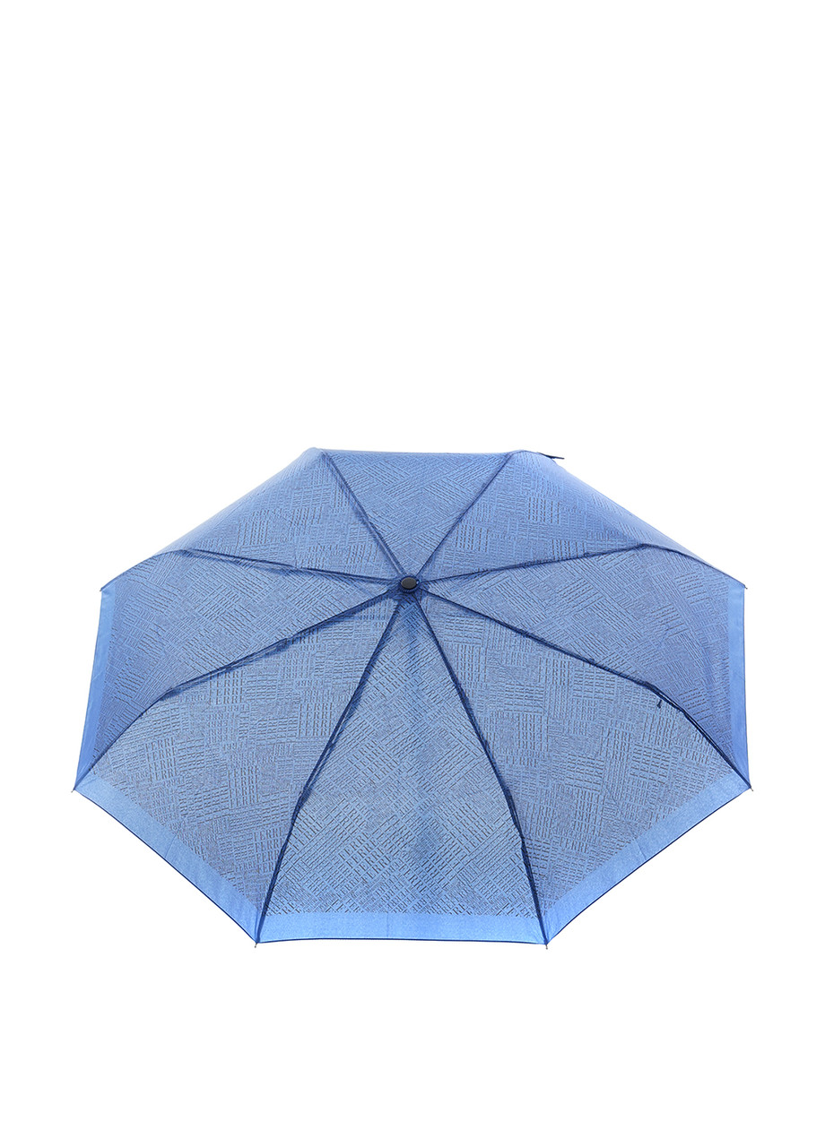 Зонт-автомат Ferre мужской Синий с буквами (4/F-U)