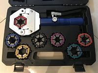 Гидравлический кримпер для опрессовки шлангов автокондиционеров