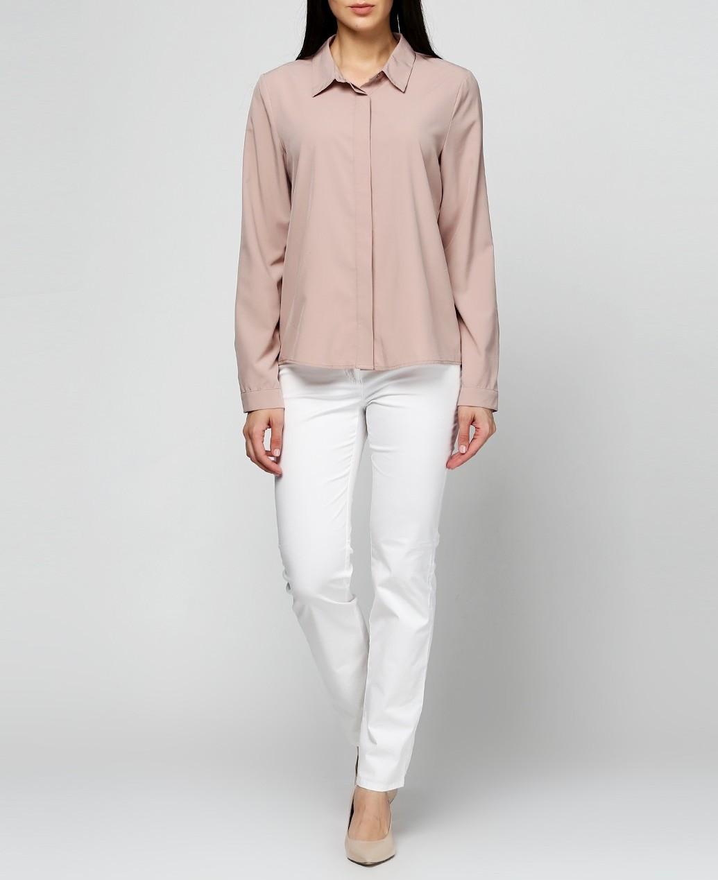 Женские брюки Gerry Weber 40R Белый (2900055521018)