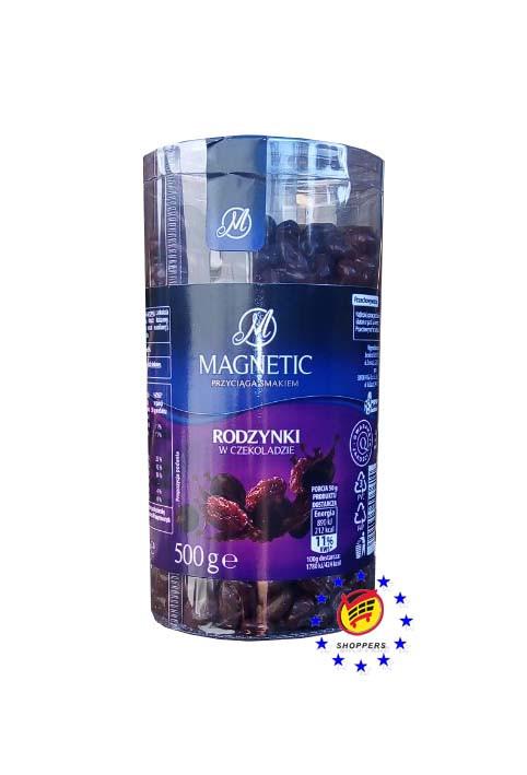 Magnetic изюм в шоколаде 500г