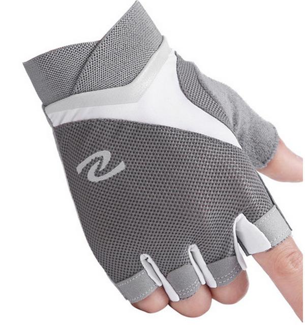 Перчатки для фитнеса OLOEY 1145 женские серый
