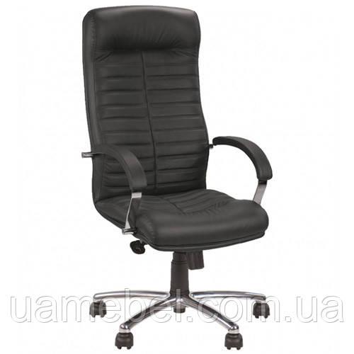 Кресло для руководителя ORION (ОРИОН) STEEL CHROME COMFORT