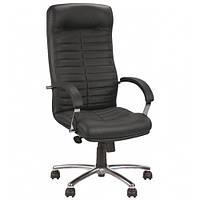 Крісло для керівника ORION (ОРІОН) STEEL CHROME COMFORT