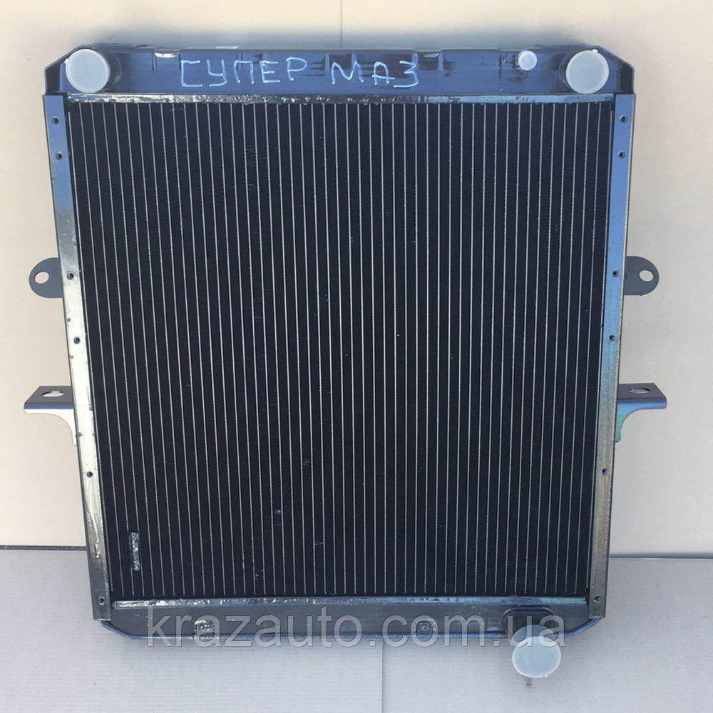 Радіатор водяного охолодження МАЗ (4 ряд.) ДК 64229-1301010