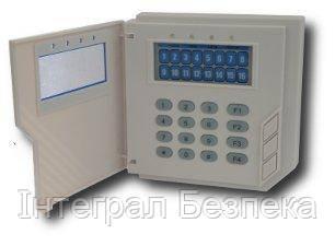 Устройство взятия под охрану и снятия с охраны кнопочное УВС-КР
