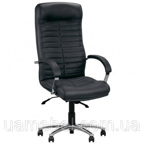 Крісло для керівника ORION (ОРІОН) STEEL CHROME ANYFIX