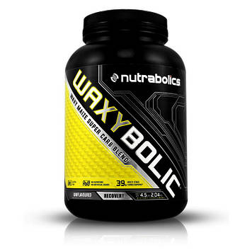 Waxybolic (2,04 kg, unflavored) NutraBolics