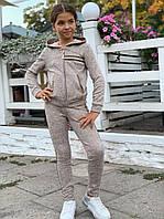Детский спортивный костюм в школу, стильный и удобный