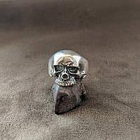 "Серебряное кольцо ""Череп"""