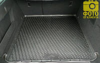 Коврик в багажник для Opel Astra J 09-15, универсал, резиновый мягкий