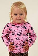 Детская водолазка  теплая на рост 86-122 см (разные расцветки)