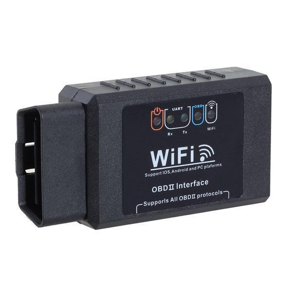 OBD2 ELM327 WiFi автомобильный сканер ошибок, версия 1.5