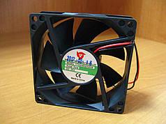 Вентилятор для сварочного аппарата 80х80х25 мм 24V