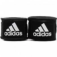 Боксерские бинты Adidas эластичные черные, фото 1