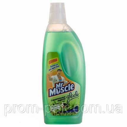 Средство моющее Mr. Muscle для уборки пола и других поверхностей, фото 2
