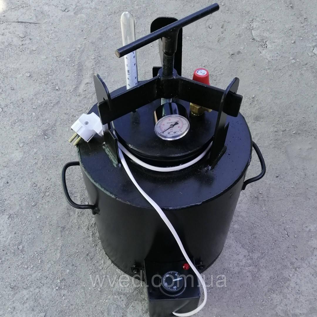 Автоклав бытовой винтовой электрический ЧЕЕ-8