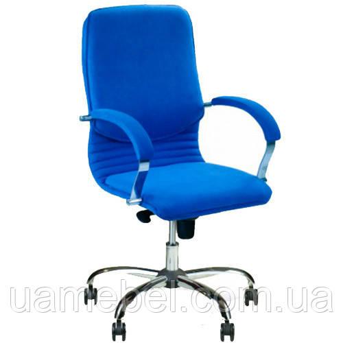 Крісло для керівника NOVA (НОВА) STEEL LB CHROME