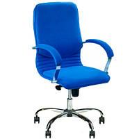 Крісло для керівника NOVA (НОВА) STEEL LB CHROME, фото 1