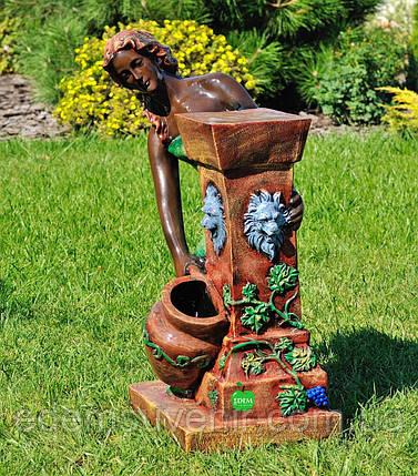 Декоративный фонтан Афина, фото 2
