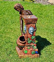 Декоративный фонтан Афина, фото 3