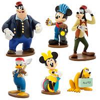 Игровой набор с фигурками Клуб Микки Мауса и друзья Disney
