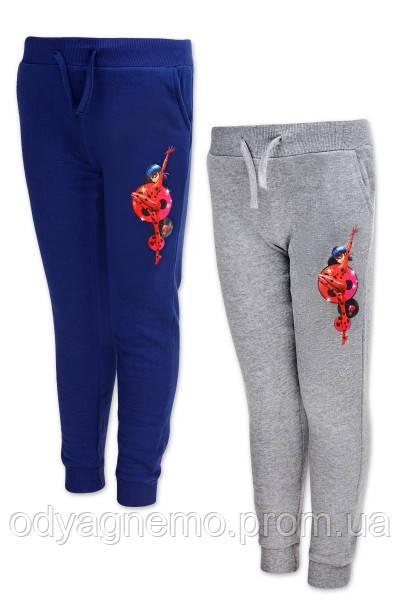 Спортивные брюки для девочек Disney оптом, 4-10 лет. Артикул: 991-198