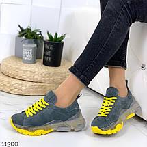 Серые кроссовки, фото 2