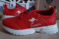Кроссовки детские красные