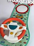 Детский музыкальный Руль для игры в автомобиле HE 0623, фото 2