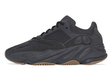Мужские кроссовки Adidas Yezzy 700 all Black