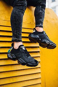 Мужские кроссовки TRANSFORMERS BLACK