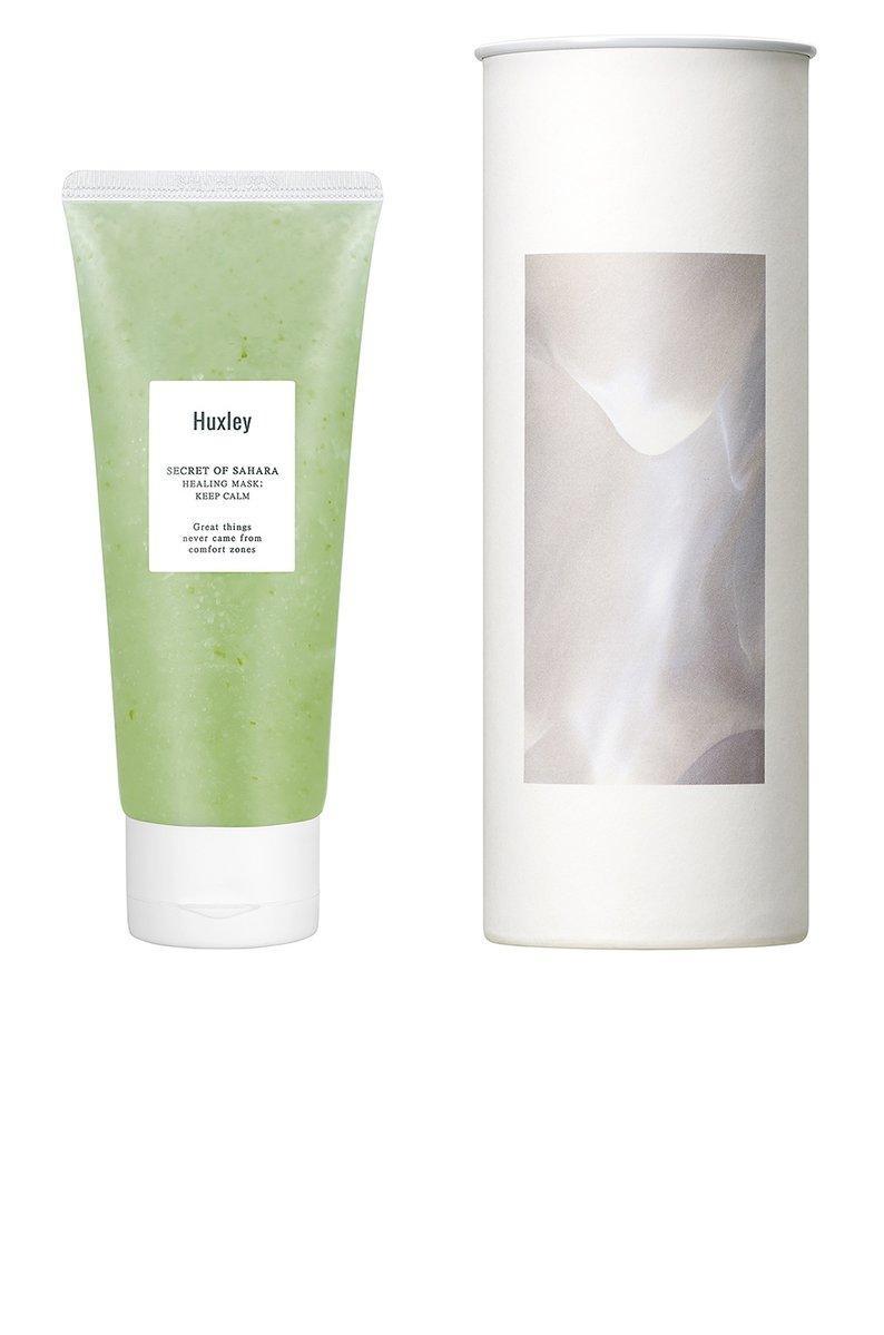 Успокаивающая восстанавливающая маска Huxley Healing Mask Keep Calm 120мл Корея