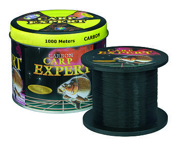 Волосінь Energofish Carp Expert Carbon 1000 м 0.30 мм 12.1 кг