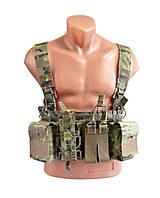 Нагрудник D3 chest rig Multicam