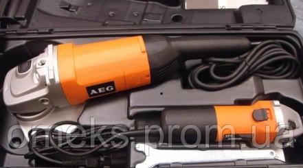 Угловая шлифмашина AEG WS21 MTG
