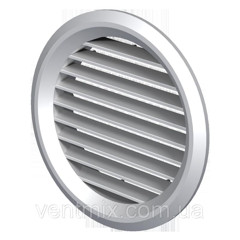 Вентиляционная решетка  круглая МВ 80 бвс