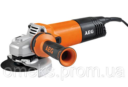 Угловая шлифмашина AEG WS11-125 1100Вт MTG