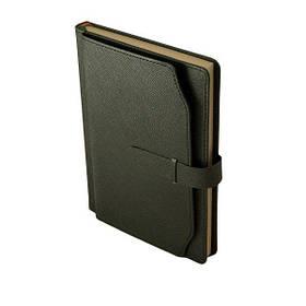 Щоденник недатований CREDO, A5, 288 стор., сірий