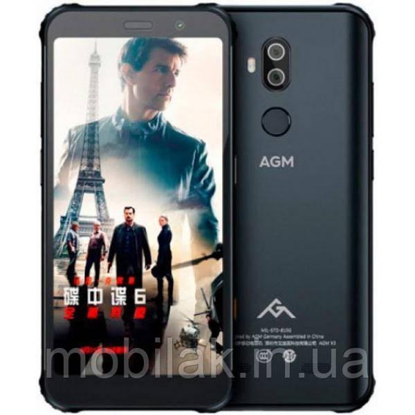Смартфон AGM X3 6/64 Гб black