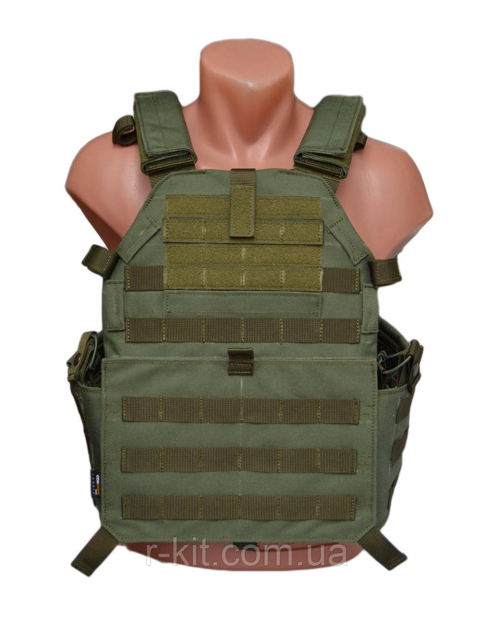 Plate Carrier 6094 У Olive