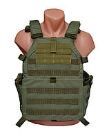 Plate Carrier 6094 У Olive, фото 1