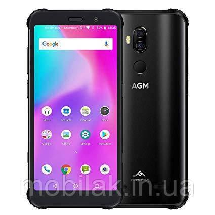 Смартфон AGM X3 8/128 Гб black