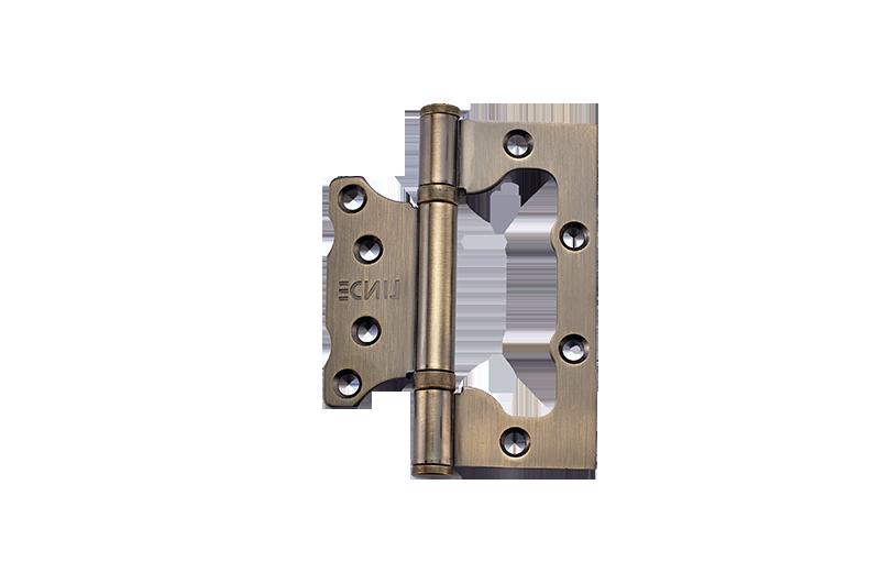 Петля для дверей не врізна(метелик) 100х39х2,5мм