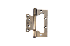 Петля для дверей не врізна(метелик) 100х39х2,5мм, фото 2