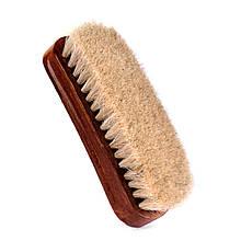 Щетка малая полировочная конский волос светлый EASY (13 cm)