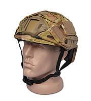 Кавер fast helmet Multicam