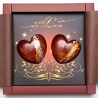 Шоколадный набор CraftBoxUA Оригинальный подарок Гармония