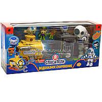 Игровой набор «Октонавты» с подводной лодкой арт.5005